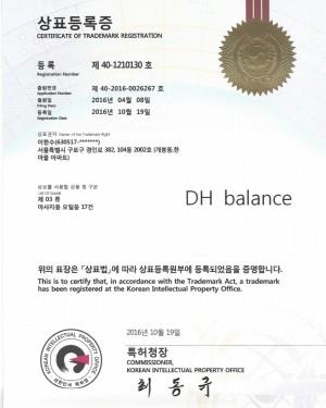 DH balance